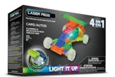 Sprint Cars Laser Model, 4 in 1