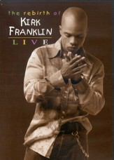 The Rebirth of Kirk Franklin: Live, DVD
