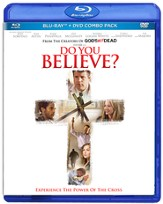 Do You Believe? Blu-ray/DVD Combo  - Slightly Imperfect
