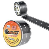 Asphalt Black Road Tape, 60ft x 2in