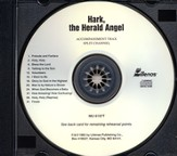 Hark, the Herald Angel (Split-Channel Accompaniment CD)