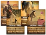 Backyard Horses Series, Volumes 1-4