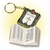 Smallest Bible Key Ring