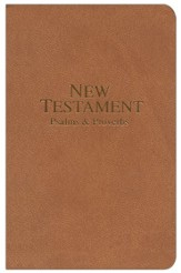 KJV Pocket NT, Premium Brown