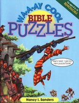 Wa-a-ay Cool Bible Puzzles
