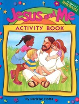 Jesus & Me Activity Book