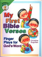 My First Bible Verses: Finger Plays for Gods'  Word