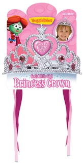God's Little Girl Princess Crown