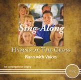 Sing-Along Hymns of the Cross-Piano with Voices