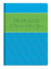 Dear God, I Need To Talk To You Journal