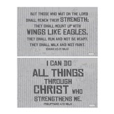 Strength Decals, Gray, Pack of 2