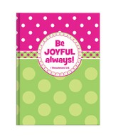 Be Joyful Always Journal
