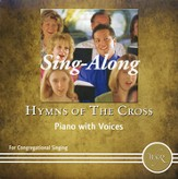 Hymns of the Cross-Piano Accompaniment DVD-ROM