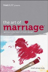 The Art of Marriage: Getting to the Heart of God's Design, Member Book - Slightly Imperfect