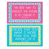 Courage Decals, Pack of 2