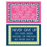 Perseverance Decals, Pack of 2