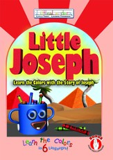 Little Joseph: Learn the Colors with Story of Joseph