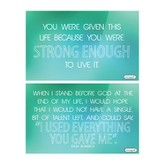 Strength Decals, Pack of 2