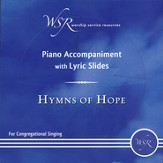 Hymns of Hope-Piano Accompaniment DVD-ROM
