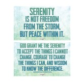 Serenity Decal Stickers