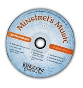 Kingdom Chronicles Student CD, Contemporary (pack of 10)