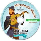 Kingdom Chronicles Student CD, traditional (pack of 10)