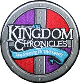 Kingdom Chronicles Iron-on patch