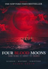 Four Blood Moons, DVD