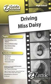 Driving Miss Daisy Movie Guide CD Z-Guide to the Movies