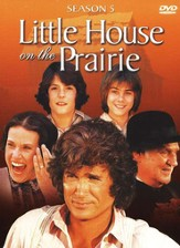Little House on the Prairie: Season 5, DVD