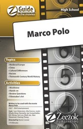 Marco Polo Movie Guide CD Z-Guide to the Movies