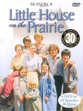Little House on the Prairie: Season 8, DVD