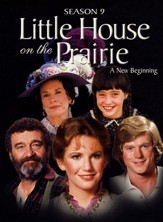 Little House on the Prairie: Season 9, DVD