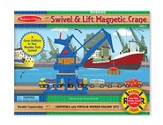 Swivel & Lift Magnetic Crane
