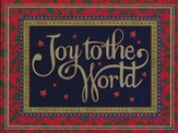 Joy to the World Christmas Cards, Deluxe Box of 16