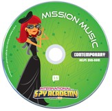 Music Leader Set, Contemporary Music CD