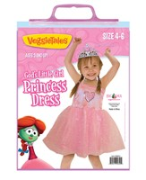 God's Little Girl Princess Costume (Size 4-6)