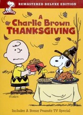 A Charlie Brown Thanksgiving, Deluxe Edition DVD