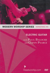 Modern Worship Series: Electric Guitar, Instructional DVD
