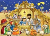 The Creche Advent Calendar