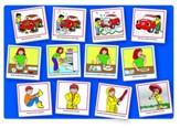 Story Sequencing Pocket Chart Card Set