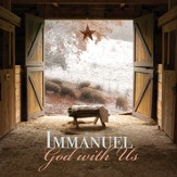 Immanuel, God With Us, Wrapped Canvas Wall Art, 12 x 12