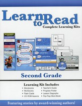 Learn to Read: Second Grade