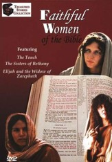 Faithful Women of the Bible, DVD