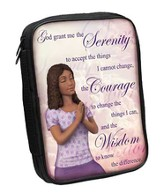 Serenity Prayer Bible Cover