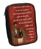 Nativity Bible Cover