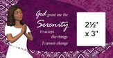 Serenity Prayer Photo Frame