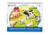 Jumbo Farm Animals, Mommas and Babies