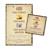 The Christ, The King, The Risen Savior - Preview Pack