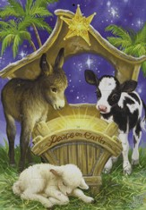 Peace on Earth, Nativity Advent Calendar